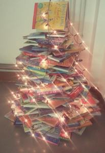 Roald Dahl book tree